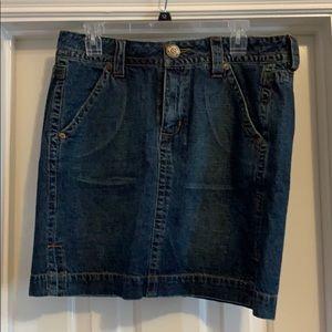 Woman's Arizona Jean Skirt, Size 11 (jr)